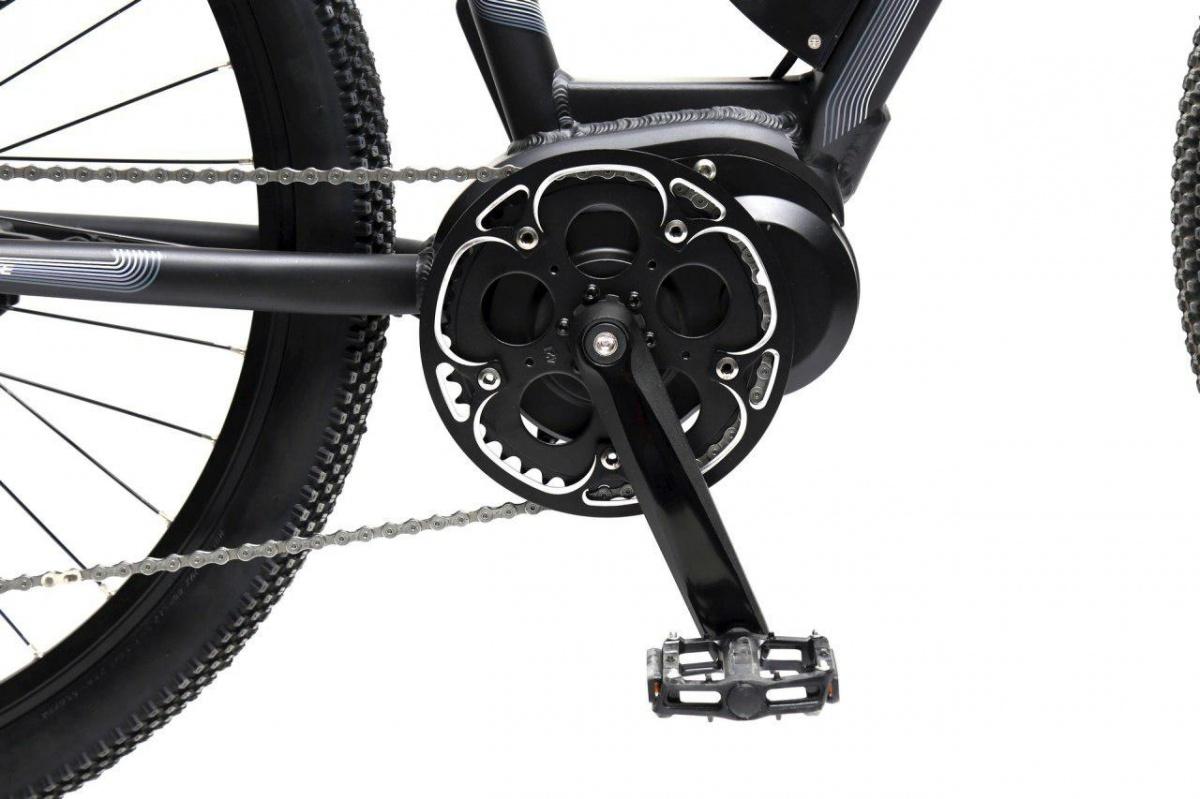 Электровелосипед Fusion