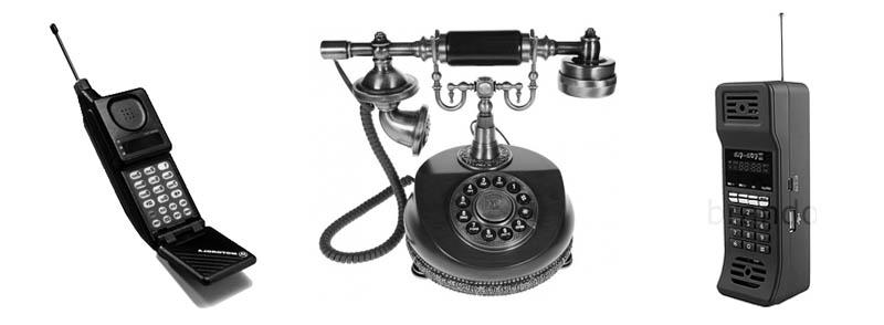 Телефоны, средства связи