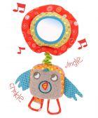 Музыкальная развивающая игрушка Птичка LB3036