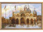 Набор для вышивания 1127 'Венеция. Площадь Сан-Марко'