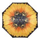 Зонт женский 1723-1 DAIS 3 слож с/а сатин Flower Bliss