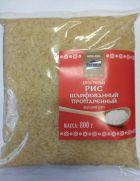 Рис шлифованный пропаренный, высший сорт