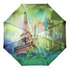 Зонт женский 1722-3 DAIS 3 слож с/а сатин Paris Rain