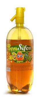 Напиток безалкогольный газированный «Груша» BonSifon