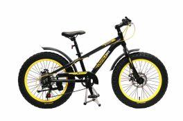 Велосипед подростковый Фэтбайк