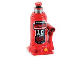 Бутылочный гидравлический домкрат 10 т