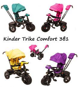 Детский велосипед Kinder Trike Comfort 3в1