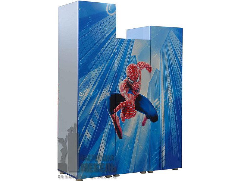 взгляде комод с фотопечатью человек паук установить